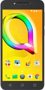 Alcatel A5 Picture