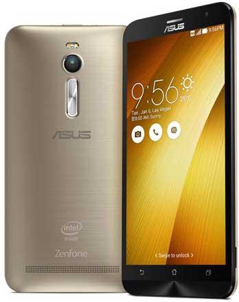 Asus ZenFone 2 Picture