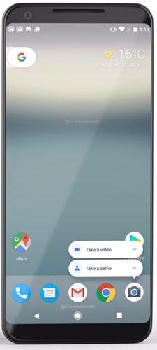 Google Pixel 2 Picture
