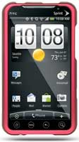 HTC EVO 4G With Skin