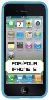 Apple iPhone 5 With Skin
