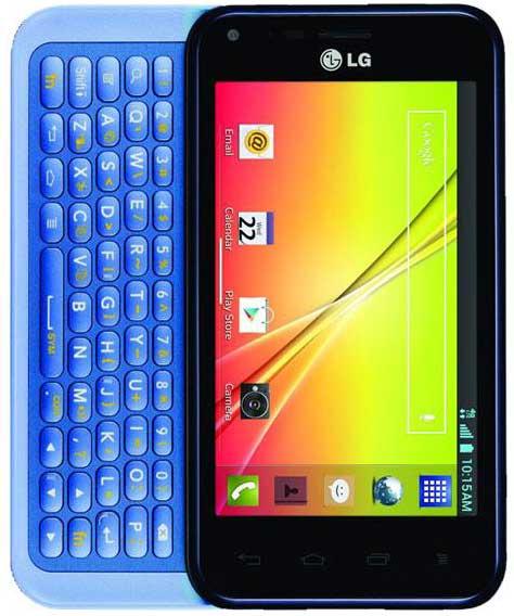 LG Optimus F3Q Picture