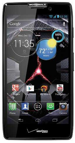 Motorola Droid RAZR HD Picture