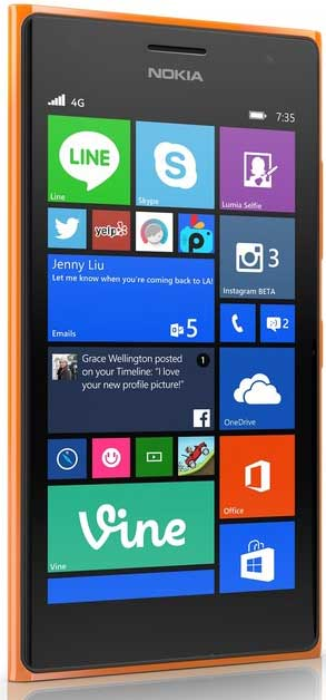 Nokia Lumia 730 Picture