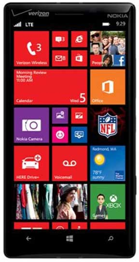Nokia Lumia Icon Picture