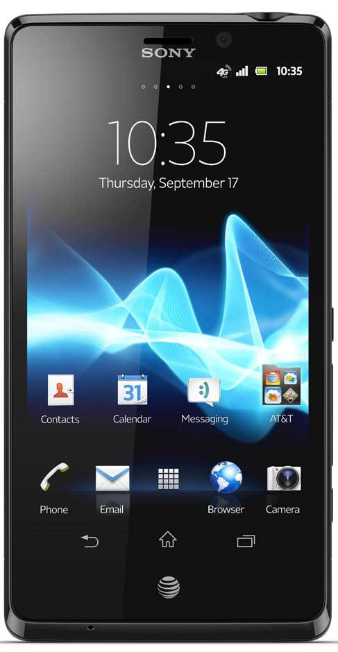 Sony Xperia TL Picture