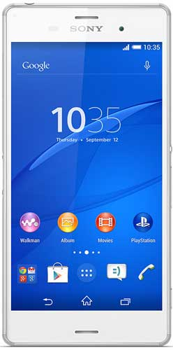 Sony Xperia Z3 Picture