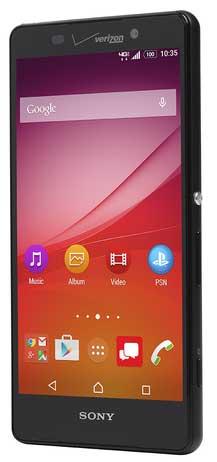 Sony Xperia Z4v Picture