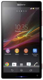 Sony Xperia ZL Picture