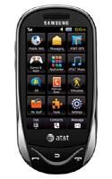 Samsung Sunburst (SGH-a697)