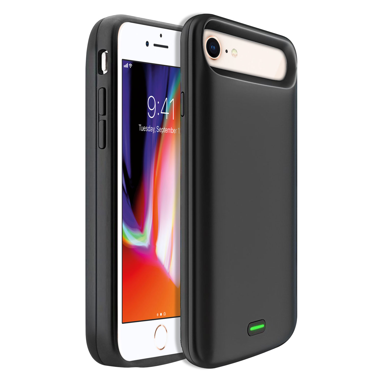 Power Case Snap Battery Bank Black