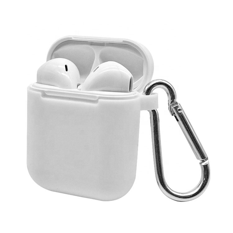 Apple iPhone 12 Wireless Stereo Earphones With Noise Cancellation And Charging Case
