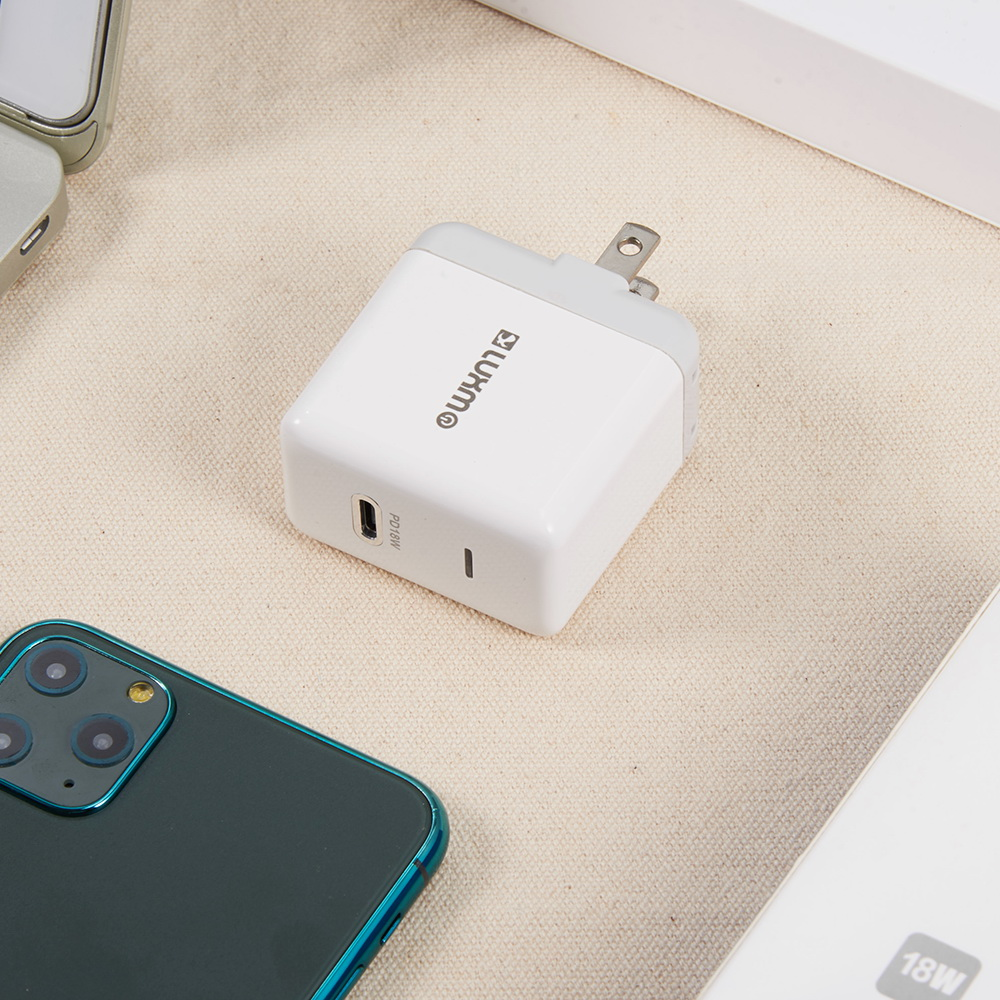 OnePlus 8 Pro USB Type-C Power Delivery Fast AC Charger White