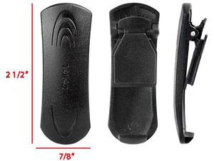 Samsung SGH-T369 Cellet System Spring Clip Black