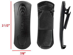 LG Optimus F7 Cellet System Spring Clip Black