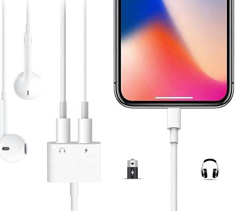 Samsung Galaxy S10 Plus Type-C DAC Dongle Aux Type-C Audio Charger Adapter Splitter