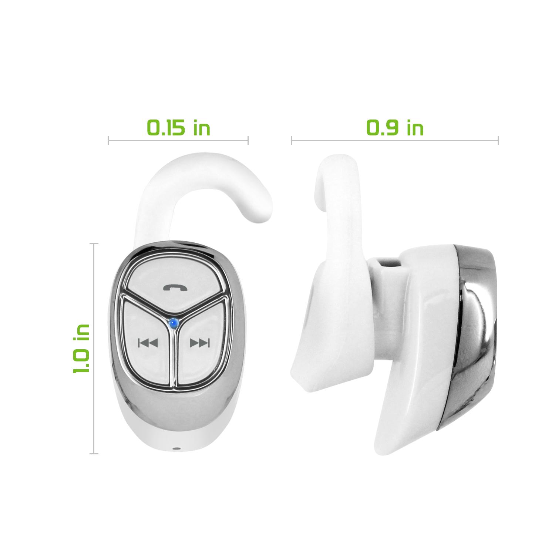 Google Pixel 2 XL Bluetooth Earphone Multifunction White