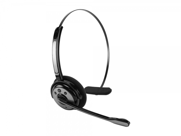 Professional Bluetooth Headset Earboom Black