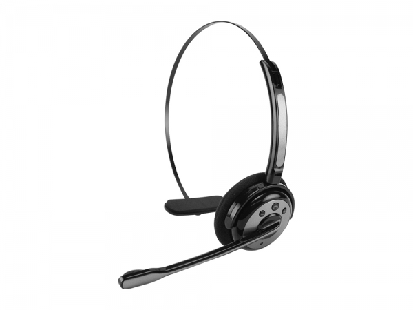 Cricket Icon Bluetooth Pro Headset AC Charger Black