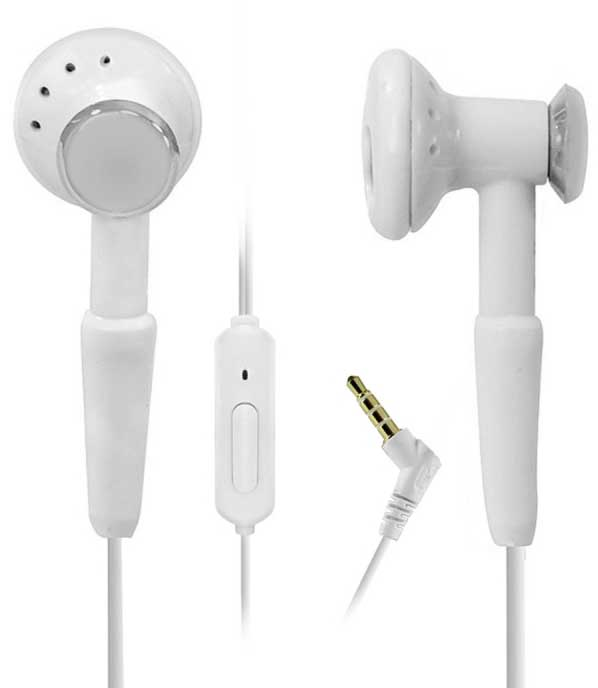 Samsung Seek (M350) High Quality Headset Ear Bud White