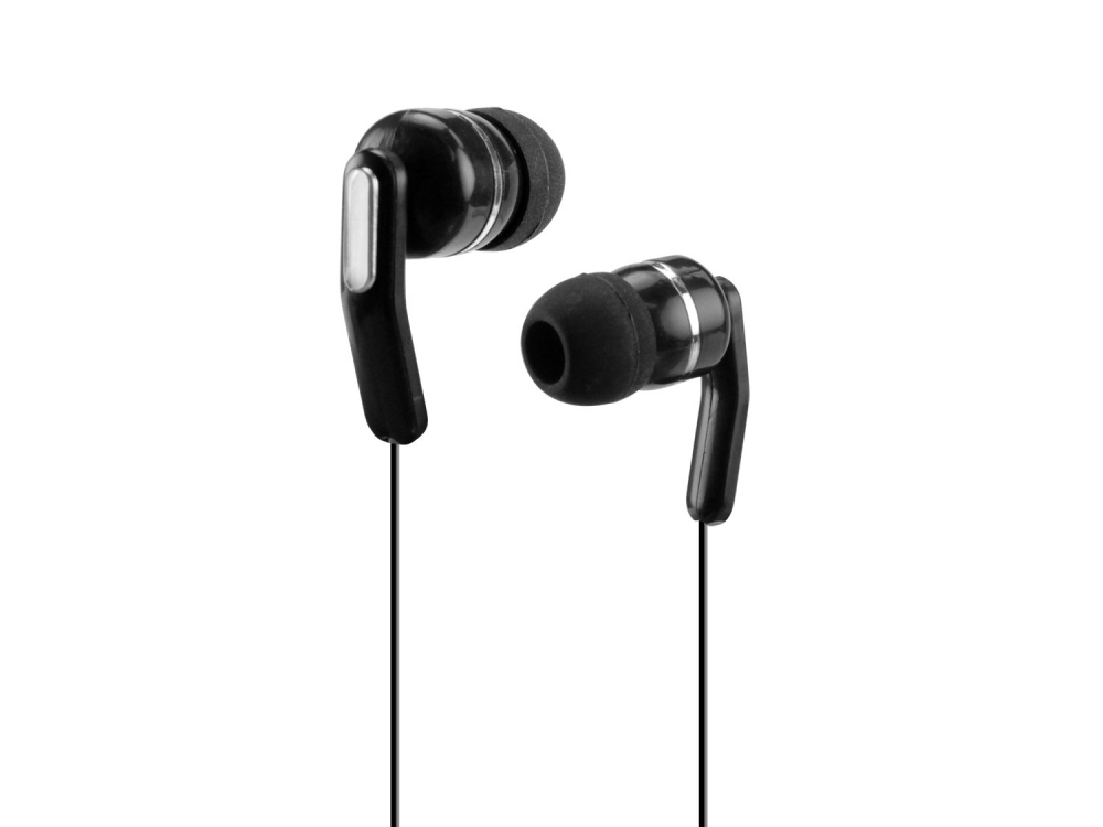 Nokia X2-01 Retractable Headset Ear Bud Black