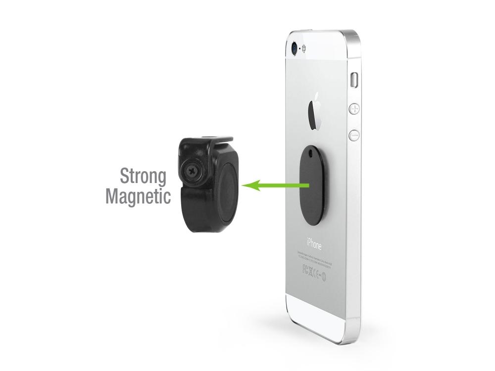Kyocera Hydro Reach Magnetic Smartphone Holder Black