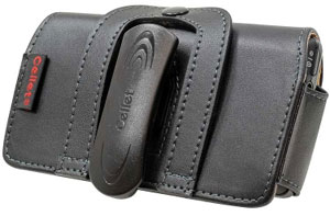 Nokia Lumia 820 Leather Case Clip Car Charger Black