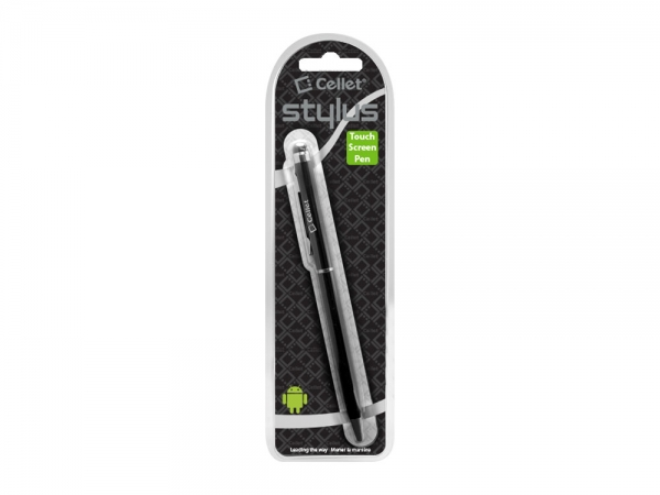 Nokia Lumia 710 Black 2 in 1 Stylus With Retractable Pen