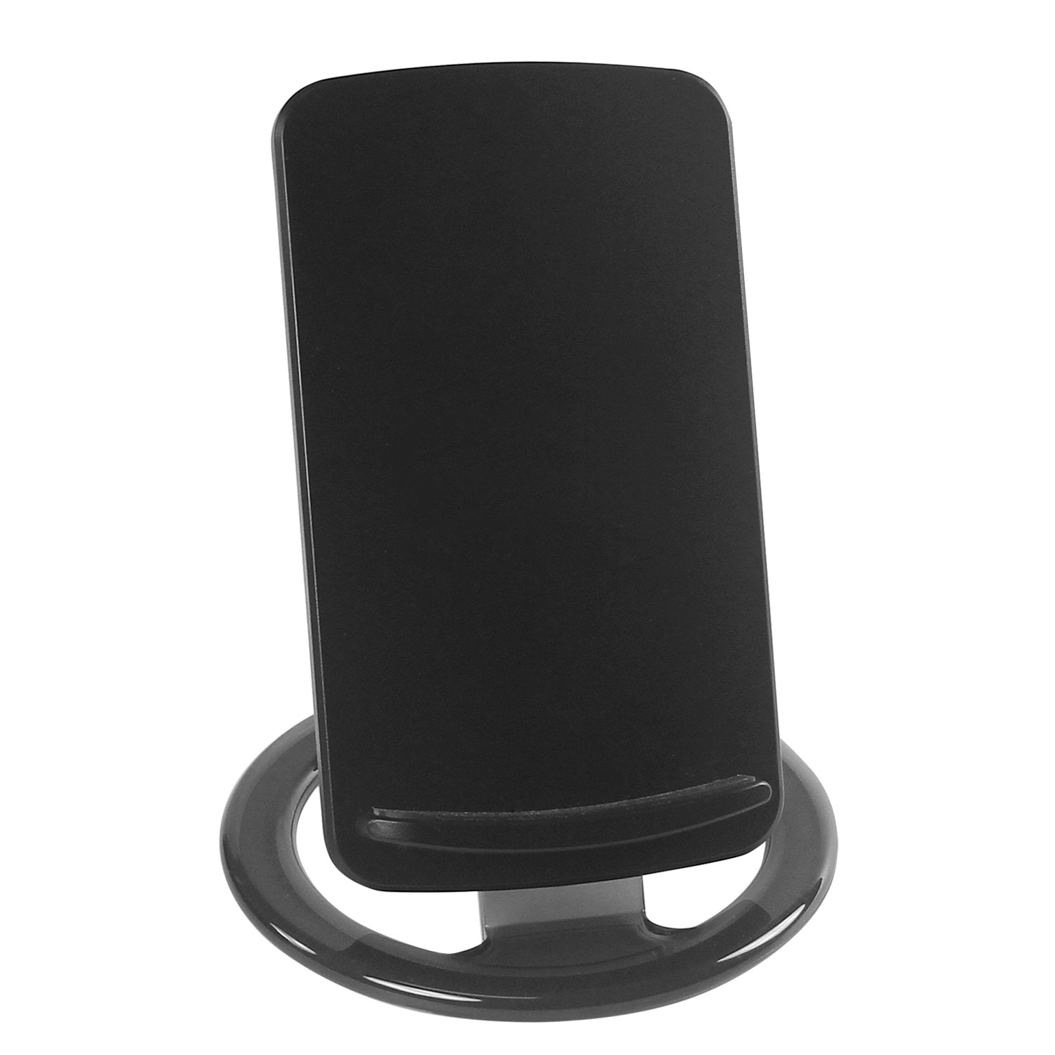 Wireless Desktop Charger Black